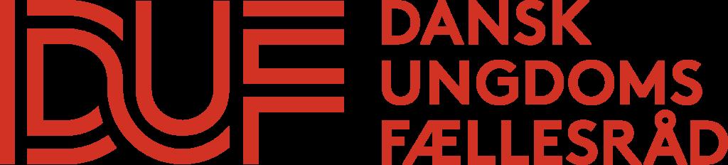 Dansk Ungdoms Fællesråd logo